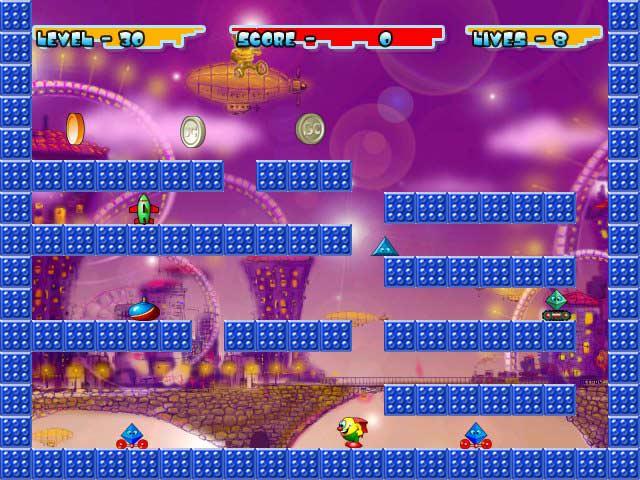 Super Cooper Revenge Screenshot 1