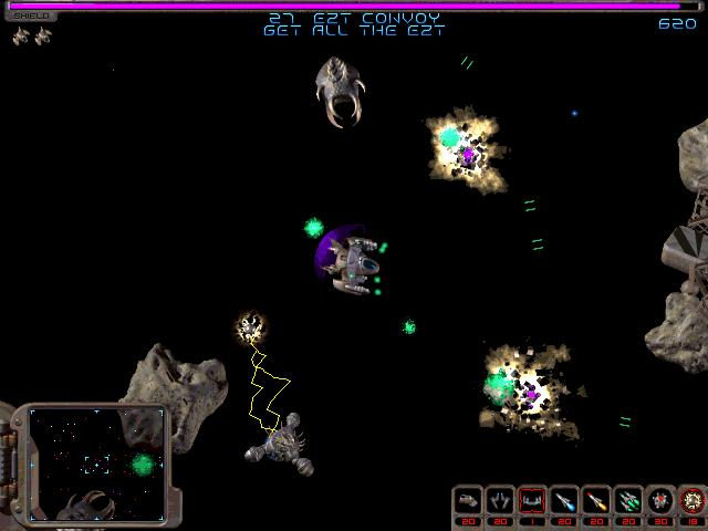Swarm Screenshot 3