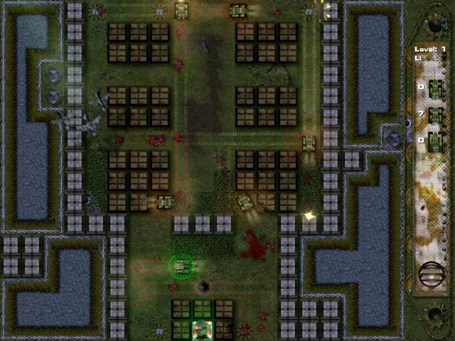 Tanks Evolution Screenshot 2