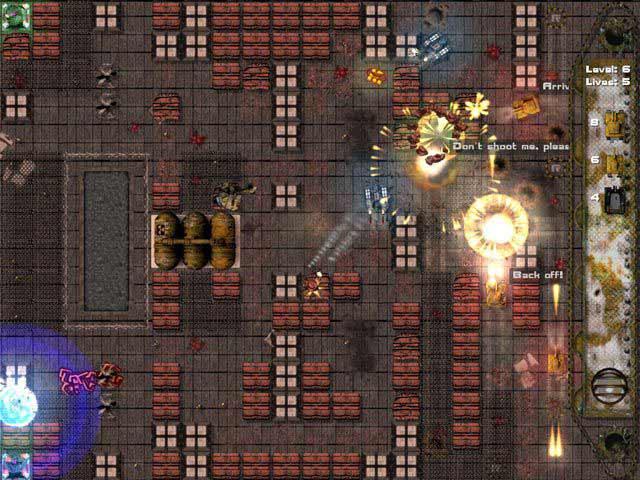 Tanks Evolution Screenshot 4
