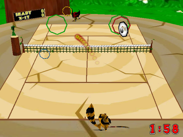 Tennis titans Screenshot 3