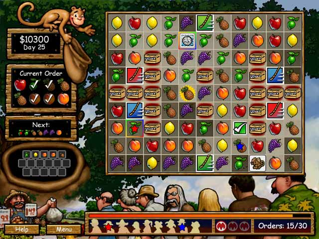 Tino's Fruit Stand Screenshot 4