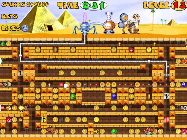 Treasure Machine Screenshot 1