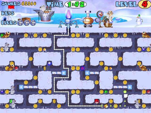Treasure Machine Screenshot 3