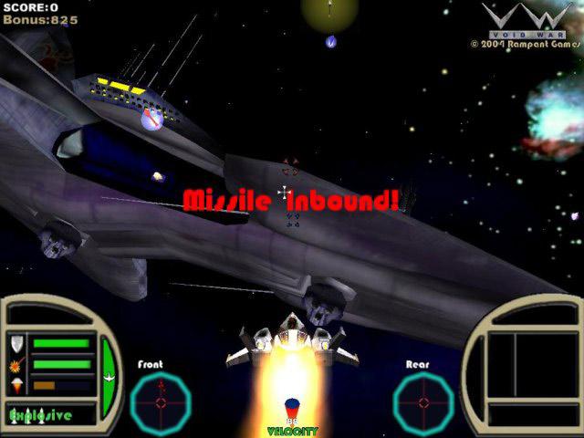 Void War Screenshot 2