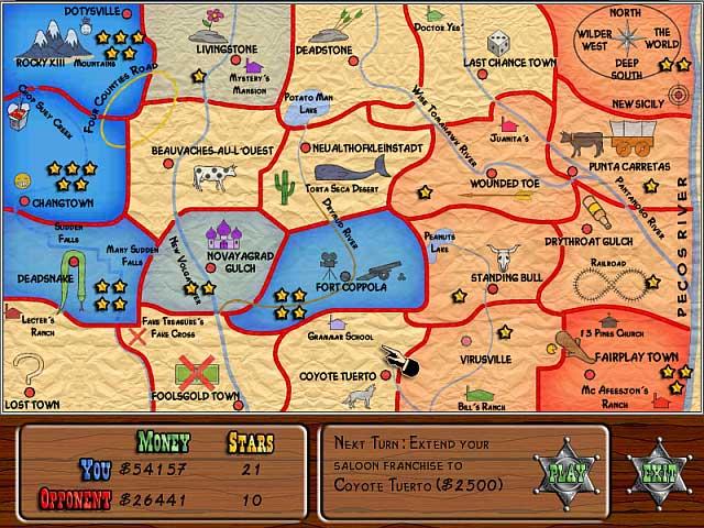 Wild West Wendy Screenshot 2